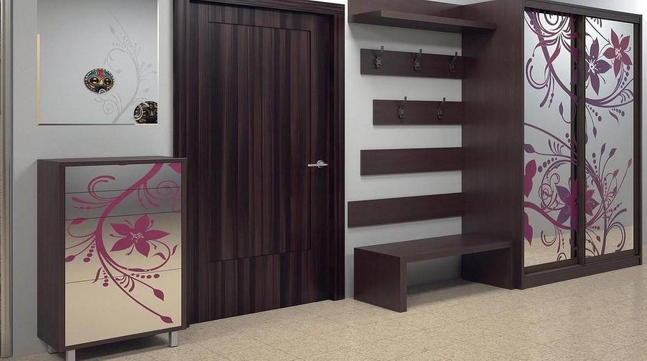шкаф-купе коридор