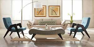 Мебель в стиле современного модерна